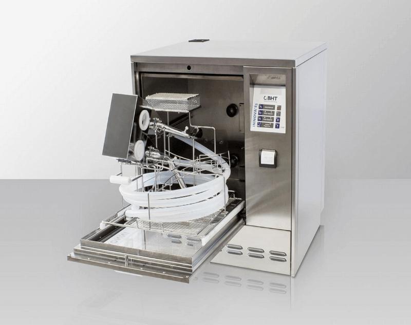 Endoskopų plovimo dezinfekavimo mašinos