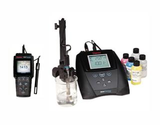 pH, ISE, laidumo ir RO matavimas