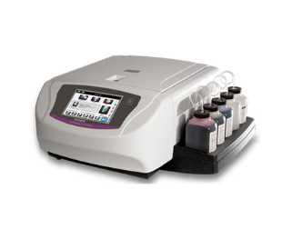 Automated smear preparation and staining systems