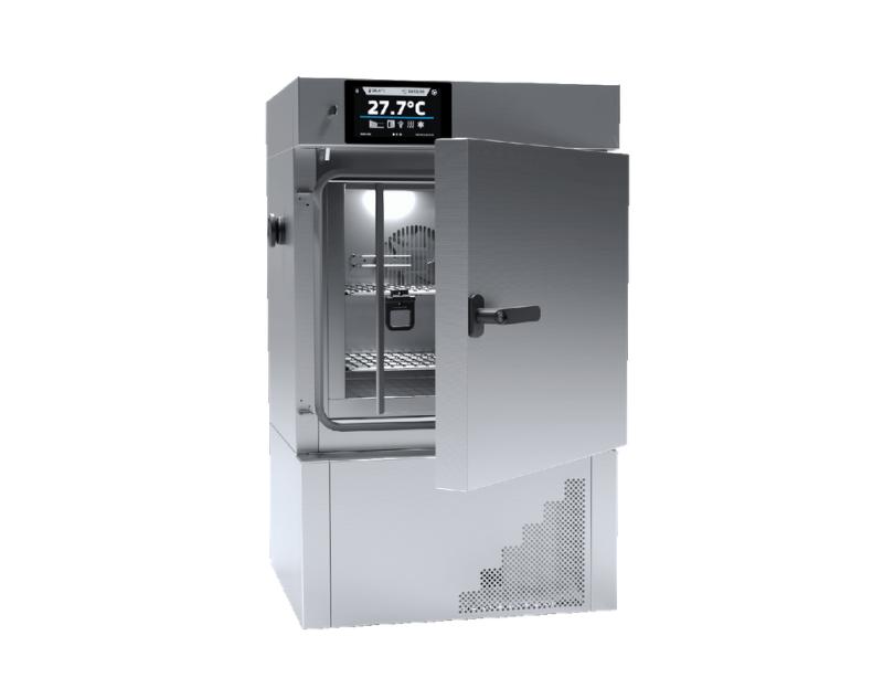 Cooled incubators (+70°C)