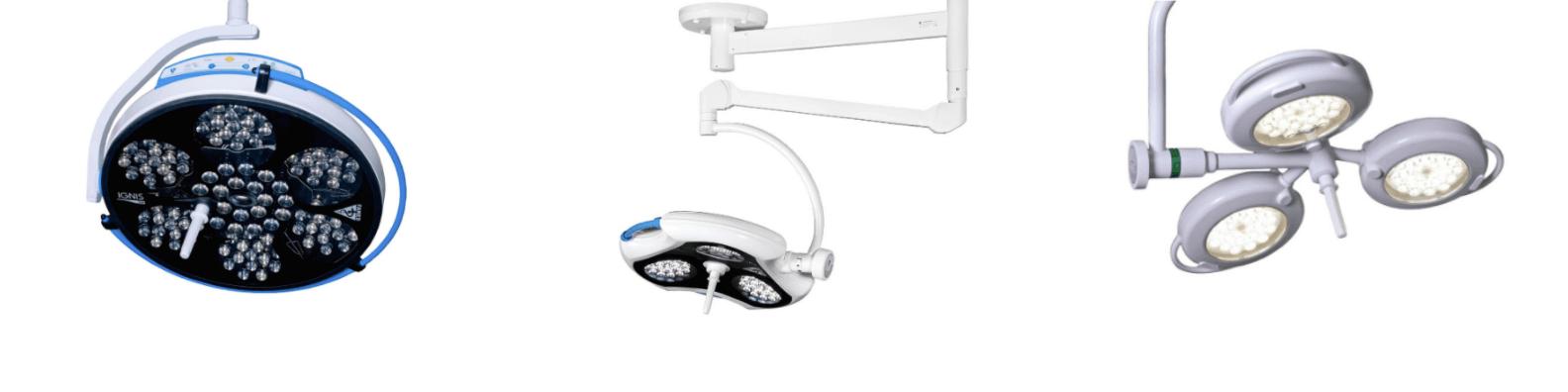 Interlab operating lights