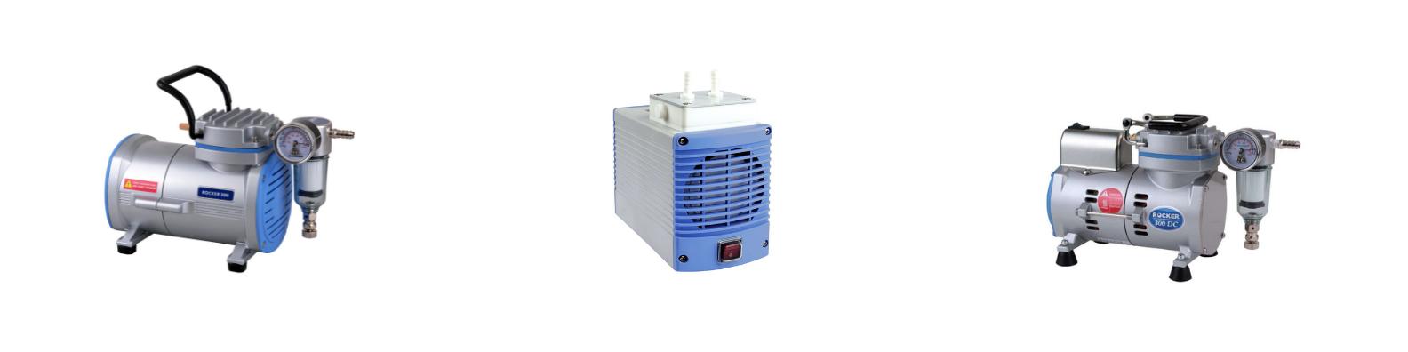 Interlab vacuum pumps